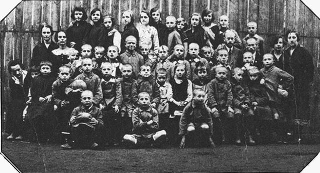 Janusz_Korczak_-_Nasz_Dom_-_1920-28