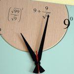 Matematyczne Zegary [zrób to sam, do pobrania]