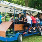 Wielki Rower - czyli jak robić angażującą edukację i uruchamiać motywację do nauki